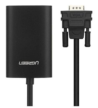 Ugreen 40264 VGA samec na HDMI samici konvertor