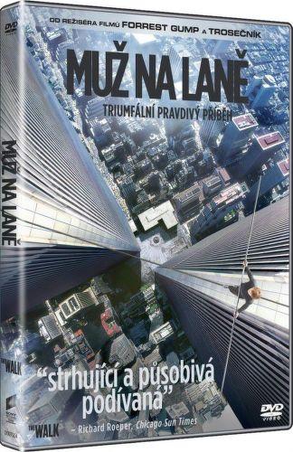 DVD F - Muž na laně