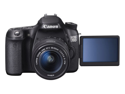 EOS 70D FRA VARI ANGLE MONITOR OPEN w EF-S 18-55mm IS STM