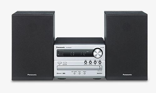 Panasonic SC-PM250EC-S (strieborno-čierny)