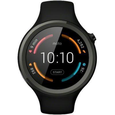 Motorola Moto 360 Sport - smart hodinky vystavený kus s plnou ... 087a3f2799
