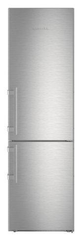 LIEBHERR CBNef 4815, strieborná kombinovaná chladnička