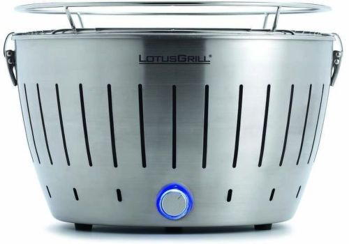 LotusGrill Stainless Steel_1