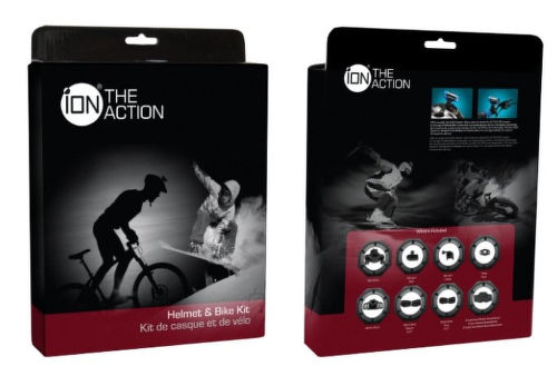 ION BIKE AND HELMET KIT