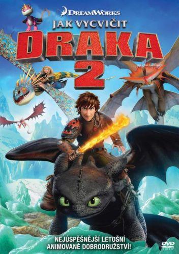 Ako si vycvičiť draka 2 - DVD film