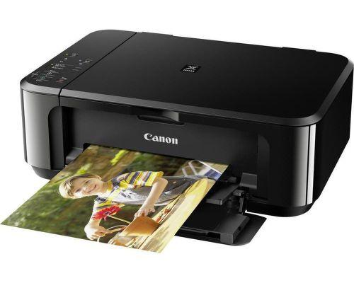Canon Pixma MG3650 (černá) - MFP tiskárna_1