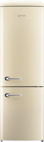 GORENJE ORK192C, kombinovaná Retro chladnička