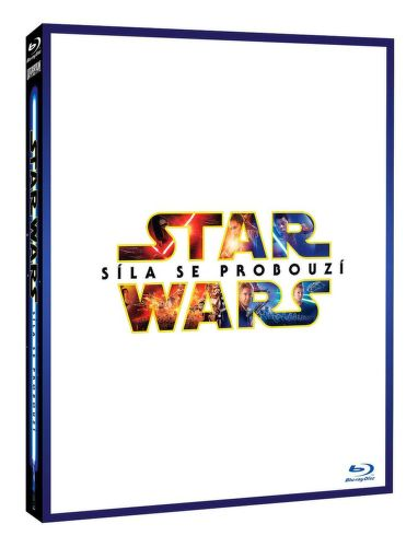 BD F - Star Wars: Síla se probouzí 2BD - Limit. edice Lightside