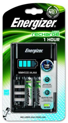Energizer E300321700 1 hodinová nabíjačka + 2AA Extreme 2300