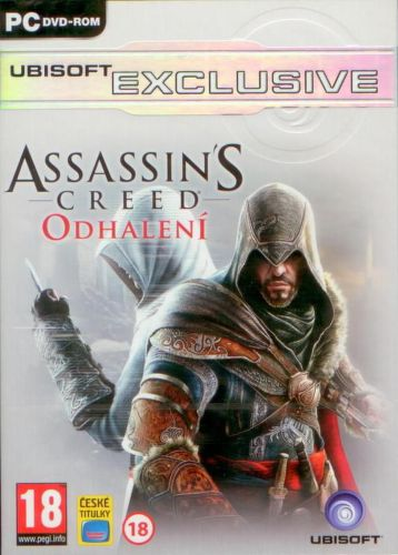 PC -  ASSASSIN´S CREED ODHALENÍ