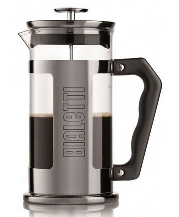 BIALETTI French Press 0,35 l nerez nápis Bialetti, French Press