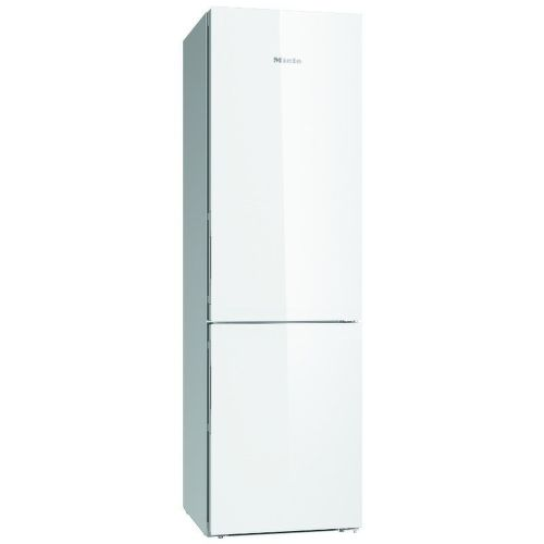 MIELE KFN 29683 D brws, biela kombinovaná chladnička