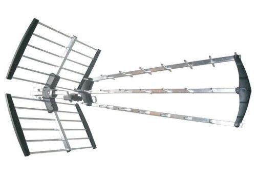 SOLIGHT HN59-LTE, Vonkajšia DVB-T anténa a LTE_4G filter, 39dB