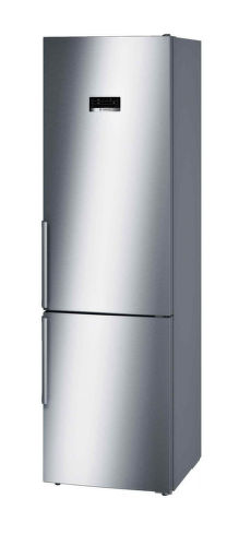 BOSCH KGN39XI46, nerezová kombinovaná chladnička