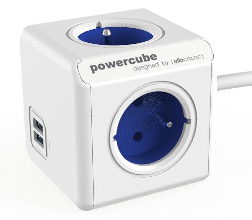 PowerCube Extended USB (modrý)