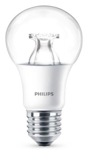 PHILIPS LED Warmglow 60W E27 WW 230V A60 CL D/4