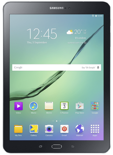 "SAMSUNG Galaxy Tab S2 VE 8"" SM-T719NZKEXSK, LTE, 32 GB, čierny"