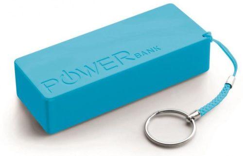 Extreme Quark powerbanka 5000 mAh, modrá