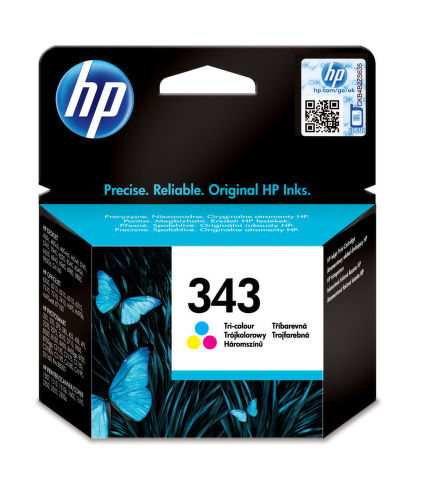 HP C8766EE No.343 color - atrament