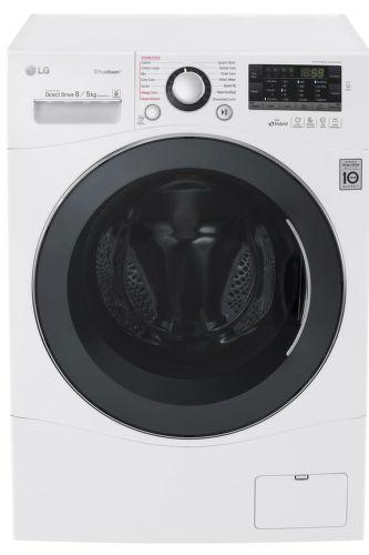 LG F84A8TDH2N, smart práčka so sušičkou