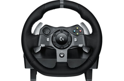 LOGITECH Steering Wheel G92, Herný ovlád