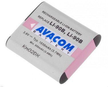 AVACOM DIOL-LI90-836N2, Batéria pre foto