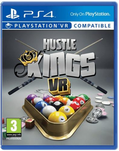 SONY VR Hustle Kings, PS4 hra