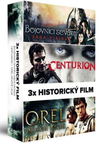 DVD 3x Historicky film_1