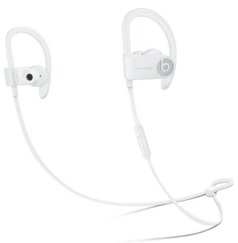 Apple Powerbeats3 (biele)
