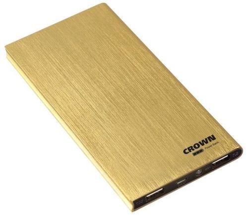 Ecolite PB03-8000 Powerbanka (zlatá)