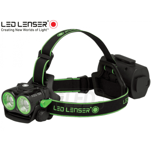 LED LENSER XEO 19R GRN, LED čelovka_1