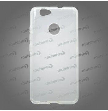 Gumené puzdro : obal Huawei Nova, priehľadné, anti-moisture_1