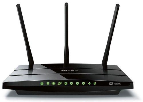 TP-Link Archer C1200, WiFi router