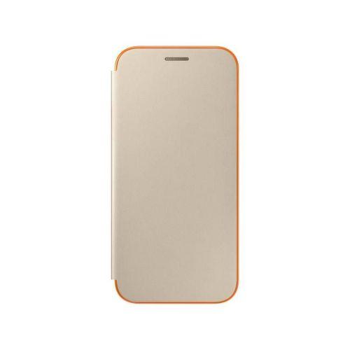 SAMSUNG A5 Neon GLD, Flipové púzdro_1