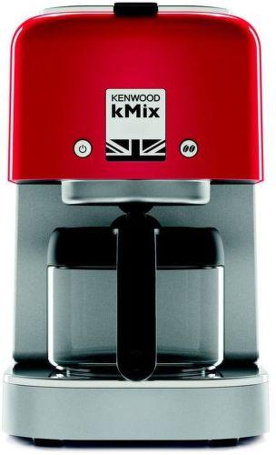 KENWOOD COX750RD, Prekvap. kávovar