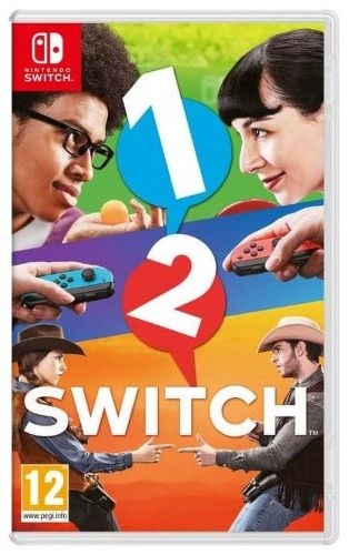 Nintendo 1 2 Switch, Hra