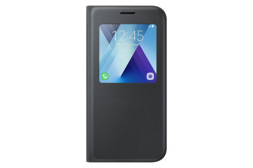 SAMSUNG A5 2017 S BLK, Púzdro na mobil_1