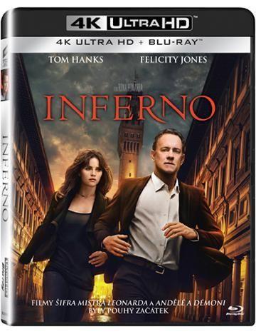 BONTON Inferno, BD UHD + BD film