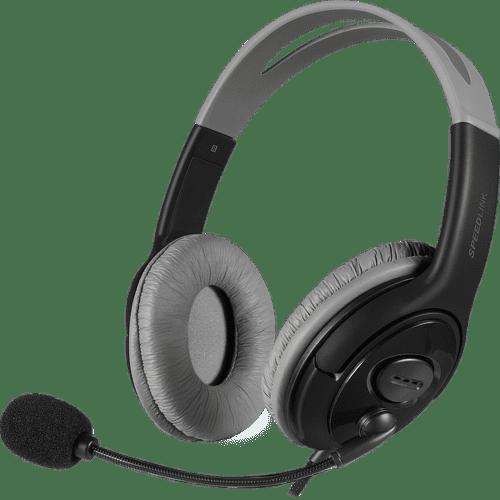 SPEEDLINK LUTA BLK, Headset