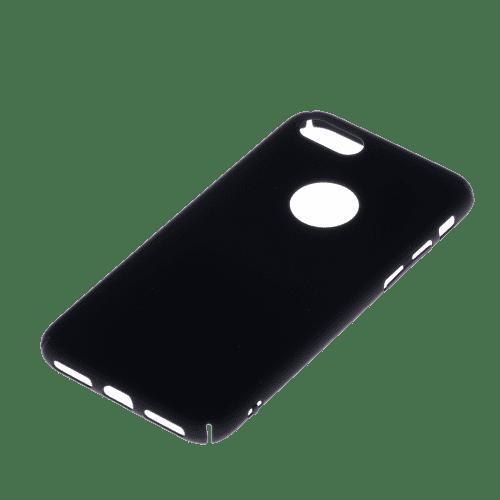 Winner iPhone 7 Velvet čierne puzdro na mobil