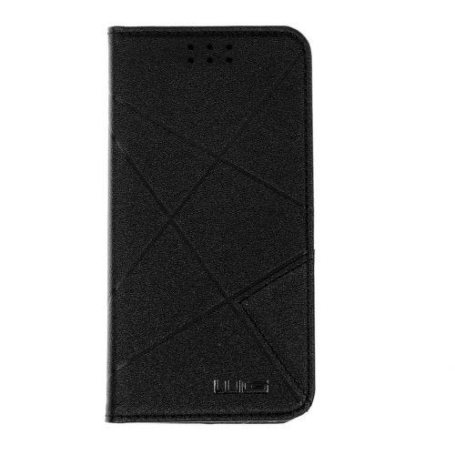 Winner Galaxy A5 2017 čierne puzdro cross flipbook