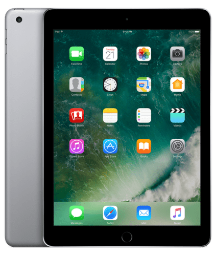Apple iPad Wi-fi 32GB (šedý), MP2F2FD/A