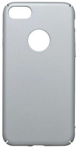 Mobilnet Plastové puzdro Apple iPhone 7 (strieborné)