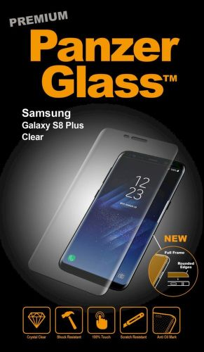 PANZERGLASS Sams Galaxy S8+ TR, Sklo na_1