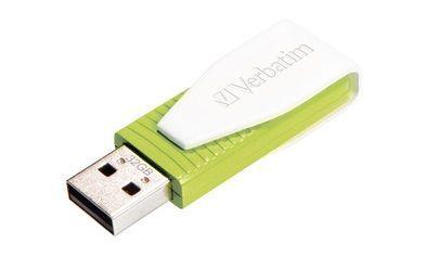 VERBATIM USB FD 32GB GRN