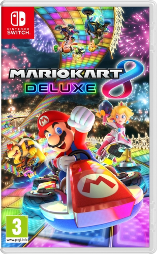 NINTENDO Switch Mario Kart 8 Deluxe_cover