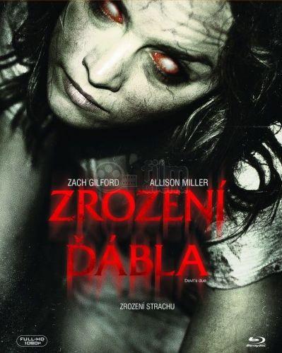 BONTON Zrození ďábla, BD Film