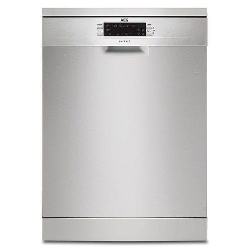 AEG FFB62700PM nerezová umývačka riadu