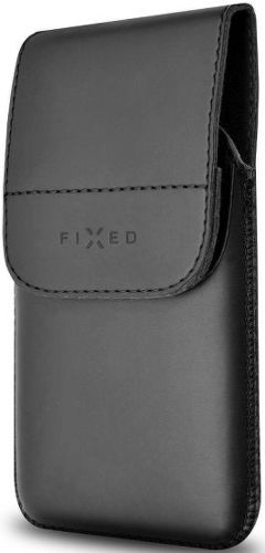 FIXED Pocket 4XL BLK, Puzdro s klipom