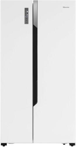 Hisense RS670N4HW1, biela americká chladnička